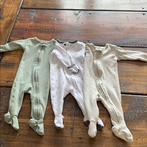 Lot of three loved baby